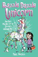 Cover-Bild zu Razzle Dazzle Unicorn (Phoebe and Her Unicorn Series Book 4) (eBook) von Simpson, Dana