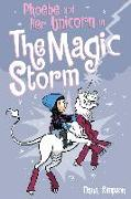 Cover-Bild zu Phoebe and Her Unicorn in the Magic Storm (Phoebe and Her Unicorn Series Book 6) (eBook) von Simpson, Dana
