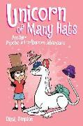 Cover-Bild zu Unicorn of Many Hats (Phoebe and Her Unicorn Series Book 7) (eBook) von Simpson, Dana