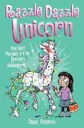 Cover-Bild zu Razzle Dazzle Unicorn (Phoebe and Her Unicorn Series Book 4) von Simpson, Dana