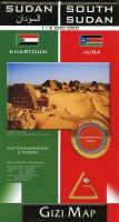 Cover-Bild zu Sudan & South Sudan. 1:1'000'000 / 1:2'500'000