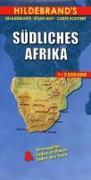 Cover-Bild zu Südliches Afrika. 1:2'500'000