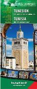 Cover-Bild zu Tunesien - Das Land des Kunsthandwerks, Welt Kompakt Serie. 1:800'000 von Freytag-Berndt und Artaria KG (Hrsg.)