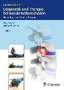 Cover-Bild zu Diagnostik und Therapie bei Bandscheibenschäden (eBook) von Weller, Michael