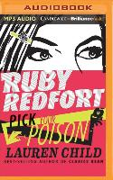 Cover-Bild zu RUBY REDFORT PICK YOUR POISO M von Child, Lauren