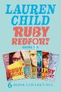 Cover-Bild zu Complete Ruby Redfort Collection (eBook) von Child, Lauren