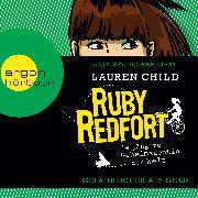Cover-Bild zu Ruby Redfort: Gefährlicher als Gold (Audio Download) von Child, Lauren