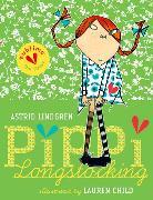 Cover-Bild zu Pippi Longstocking von Lindgren, Astrid