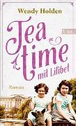 Cover-Bild zu Teatime mit Lilibet von Holden, Wendy