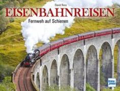 Cover-Bild zu Eisenbahnreisen von Ross, David