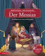 Cover-Bild zu Der Messias von Herfurtner, Rudolf