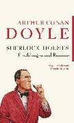 Cover-Bild zu Sherlock Holmes von Doyle, Arthur Conan