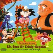 Cover-Bild zu Orlamünder, Jörg (Hrsg.): Ein Fest für König Gugubo. CD
