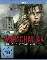 Cover-Bild zu Warschau 44 von Komasa, Jan