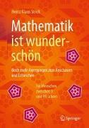 Cover-Bild zu Strick, Heinz Klaus: Mathematik ist wunderschön