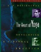 Cover-Bild zu The Heart of Yoga von Desikachar, T. K. V.