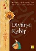 Cover-Bild zu Divan-i Kebir von Celaleddin-I Rûmi, Mevlana