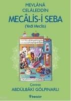Cover-Bild zu Mecalis-i Seba von Celaleddin-i Rûmi, Mevlana