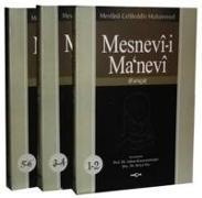 Cover-Bild zu Mesnevi-i Manevi - Farsca 6 Cilt 3 Kitap Takim von Celaleddin-I Rûmi, Mevlana