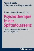 Cover-Bild zu Psychotherapie in der Spätadoleszenz (eBook) von Dammann, Gerhard (Hrsg.)