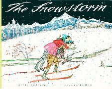 Cover-Bild zu The Snowstorm von Chönz, Selina