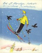 Cover-Bild zu Des St. Moritzer Peterli wunderbares Skiabenteuer von De Giacomi-Didio, Lü
