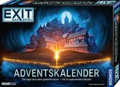 Cover-Bild zu EXIT Das Spiel Adventskalender