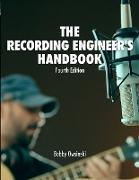 Cover-Bild zu The Recording Engineer's Handbook 4th Edition von Owsinski, Bobby