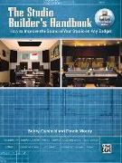 Cover-Bild zu The Studio Builder's Handbook: How to Improve the Sound of Your Studio on Any Budget, Book & Online Video/Pdfs von Owsinski, Bobby