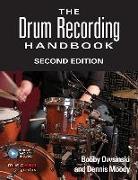 Cover-Bild zu The Drum Recording Handbook von Owsinski, Bobby