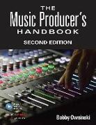 Cover-Bild zu The Music Producer's Handbook von Owsinski, Bobby