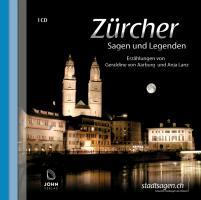 Cover-Bild zu Aarburg, Geraldine von: Zürcher Sagen und Legenden