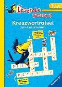 Cover-Bild zu Kreuzworträtsel zum Lesenlernen (3. Lesestufe) von Rasch, Anne Karen