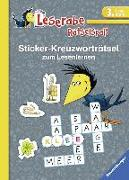 Cover-Bild zu Sticker-Kreuzworträtsel zum Lesenlernen (3. Lesestufe) von Johannsen, Anne