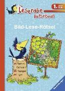 Cover-Bild zu Bild-Lese-Rätsel (1. Lesestufe) von Bürgermeister, Tanja