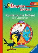 Cover-Bild zu Kunterbunte Rätsel zum Lesenlernen (1. Lesestufe) von Merk, Lena