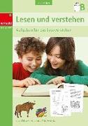 Cover-Bild zu Lesen und verstehen 2./3. Schuljahr. Ausgabe B. Kopiervorlagen von Thüler, Ursula