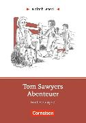 Cover-Bild zu Mark Twain: Tom Sawyers Abenteuer von Greisbach, Michaela