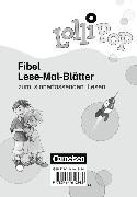 Cover-Bild zu Lollipop Fibel. Aktuelle Ausgabe. Lese-Mal-Blätter von Metze, Wilfried