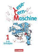 Cover-Bild zu Lese-Lern-Maschine 1. Arbeitsheft von Pramper, Wolfgang