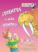 Cover-Bild zu ¡Dientes y más dientes! (The Tooth Book Spanish Edition) von Dr. Seuss