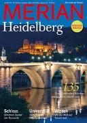 Cover-Bild zu MERIAN Heidelberg von Jahreszeiten Verlag (Hrsg.)