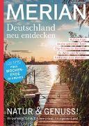 Cover-Bild zu MERIAN Magazin Natur & Genuss in Deutschland 08/20 von Jahreszeiten Verlag (Hrsg.)