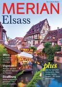 Cover-Bild zu MERIAN Elsass von Jahreszeiten Verlag (Hrsg.)