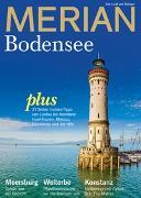 Cover-Bild zu MERIAN Bodensee von Jahreszeiten Verlag (Hrsg.)