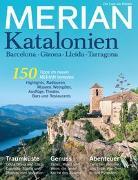 Cover-Bild zu MERIAN Katalonien von Jahreszeiten Verlag (Hrsg.)