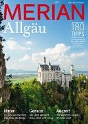 Cover-Bild zu MERIAN Allgäu von Jahreszeiten Verlag (Hrsg.)