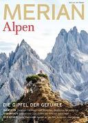 Cover-Bild zu MERIAN Alpen 08/19 von Jahreszeiten Verlag (Hrsg.)