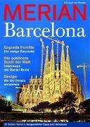 Cover-Bild zu MERIAN Barcelona von Jahreszeiten Verlag (Hrsg.)