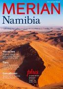 Cover-Bild zu MERIAN Namibia von Jahreszeiten Verlag (Hrsg.)